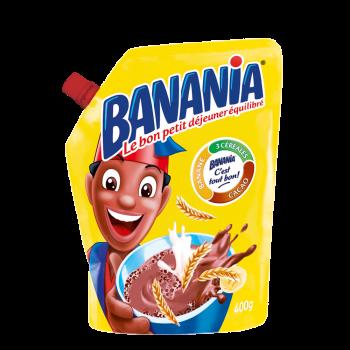 Banania sachet verseur